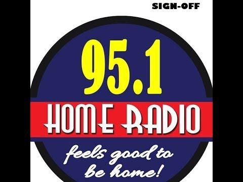 DWQJ FM Home Radio 95.1mhz Naga City - Sign-Off 2/19/2018