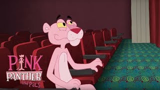 Pink Panther's Trip To The Movies | 35 Minute Compilation | Pink Panther & Pals