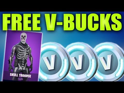 How To Get Free V-Bucks Fortnite Battle Royale
