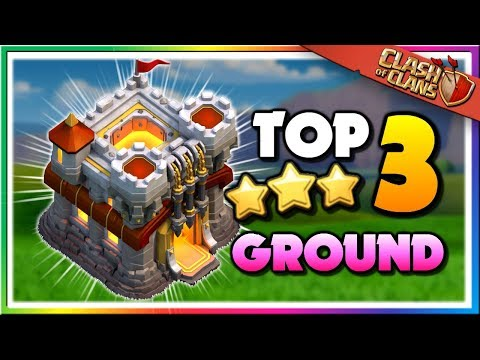 TOP 3 BEST Ground Attacks At TH11 | Clash Of Clans