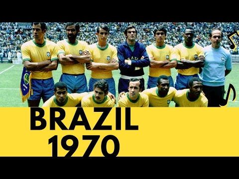 The 1970 FIFA World cup