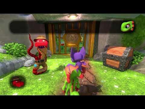 Twitch Prime Game Yooka Laylee