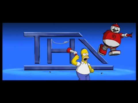 THX - Homer Simpson vs Tex thumbnail
