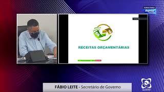 Audiência pública 14/07/2020 - Diretrizes para Orçamento 2021