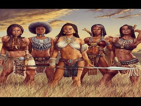 Born Blessed - To Be A African Woman