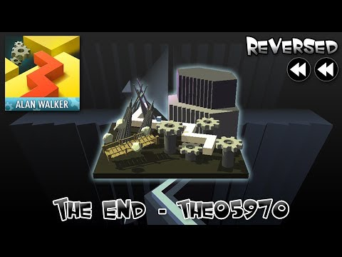 Dancing Line   The End - theo5970 (Reversed Gameplay)