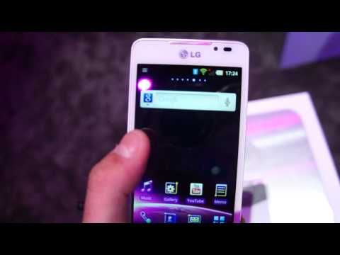 LG Optimus 3D Max hands on