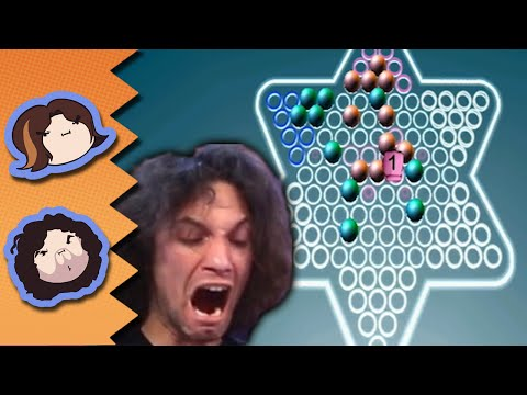 CHINESE CHECKERS - Game Grumps VS
