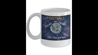 last minute funny sayings christmas coffee mugs football