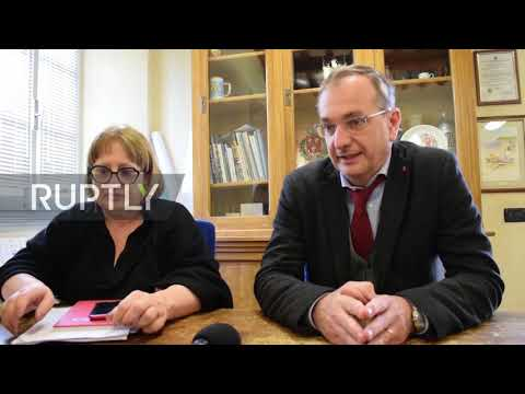 Italy: Suspected coronavirus spreader tested negative - investigations continue