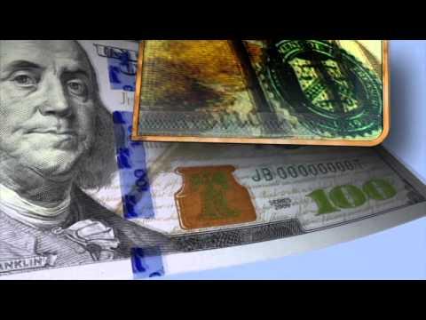 El nuevo billete de US$100