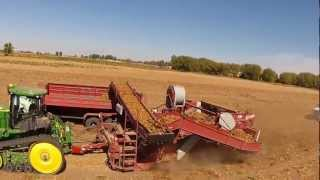 Christensen Family Farms: Idaho Potato Harvest 2012