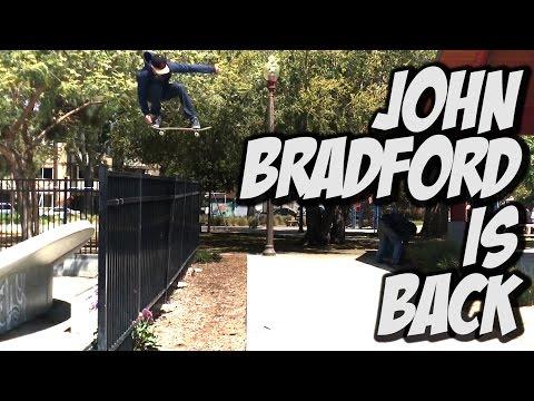 JOHN BRADFORD IS BACK FINALLY !!!! - A DAY WITH NKA -