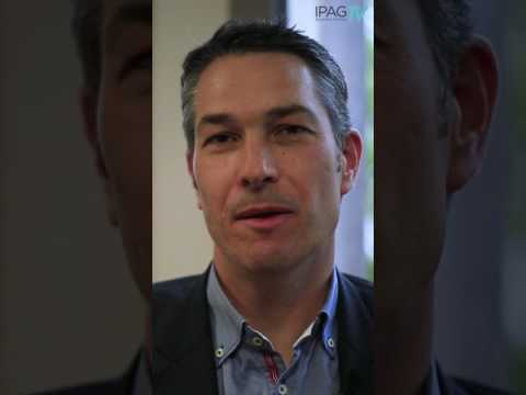 IPAG & Curious - David Izoard, directeur du campus de Nice