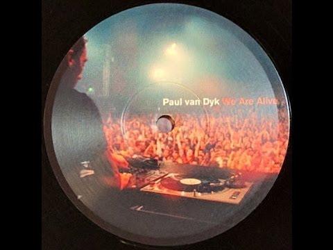 {Vinyl} Paul Van Dyk  We Are A DJ Iceys Arctic Bass Mix