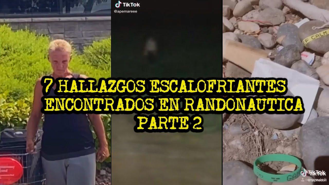 LOS DESCUBRIMIENTOS MAS TERRORIFICOS HECHOS EN RANDONAUTICA PARTE 2