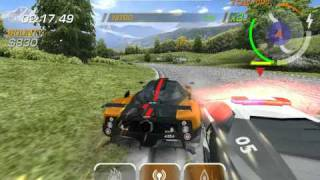 Need for Speed Hot Pursuit: Racer Gameplay