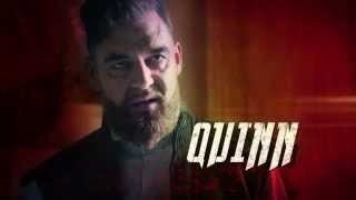INTO THE BADLANDS - MEET THE CHARACTERS - QUINN
