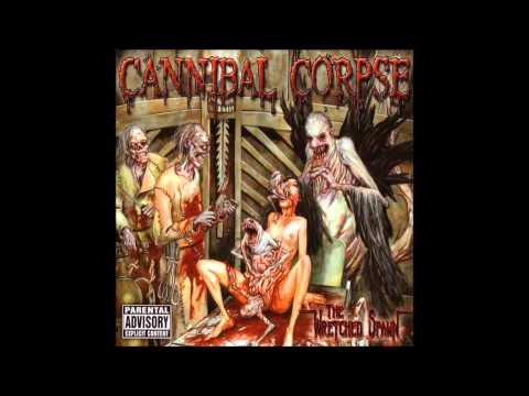 Cannibal Corpse - Festering In The Crypt [Lyrics]