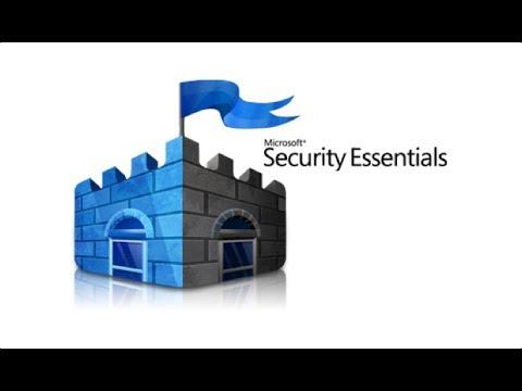 Descargar e Instalar Microsoft Security Essentials Full Para 32/64 Bits