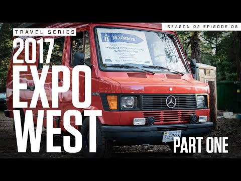 Overland Expo West – Part One :: S2 E6