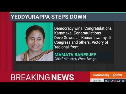 Karnataka Floor Test Proceedings