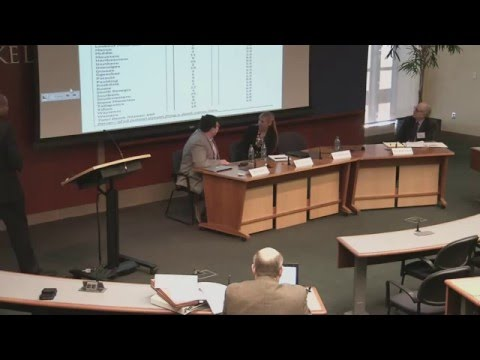DJCLPP Symposium 2016   Inter- and Intra-State Disparities in Death Penalty Application