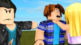 BLAMING THINGS ON PEOPLE IN ROBLOX