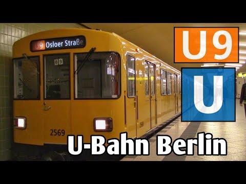 U-Bahn Berlin - U9