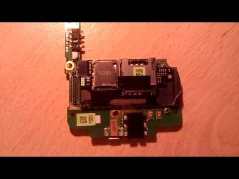Dead HTC Desire HD (A9191) - Diagnose and Fix (with surprise ending!)