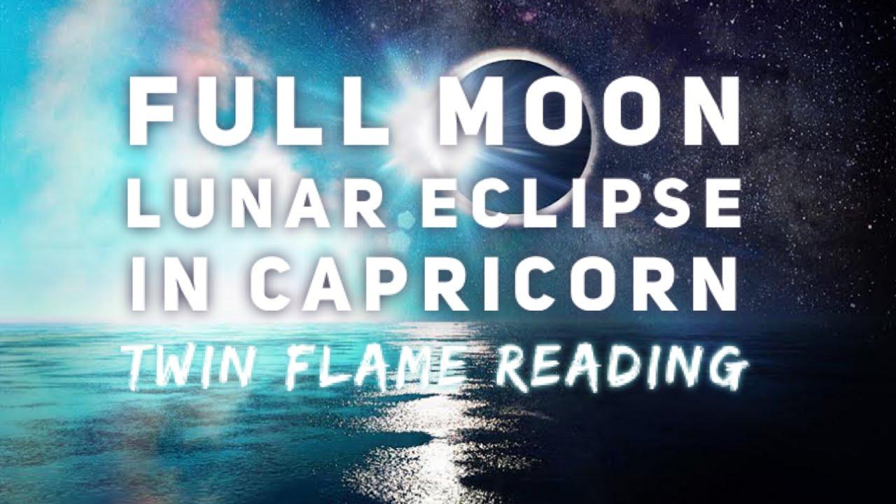 Twin Flames - Lunar Eclipse July 4/5th