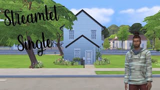 Tiny home tier 2 (micro home) | The Sims 4: Speed build (tips and cheats)