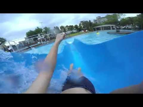 Taipei Water Park slide may16'15