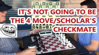 The Fastest Checkmate In The World!!! (Not 4 Move Checkmate)