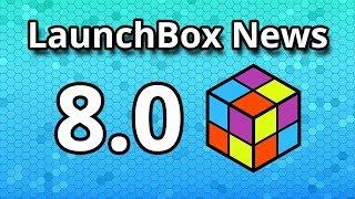 LaunchBox 8.0 News