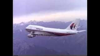 1996 Malaysia Airlines Commercial