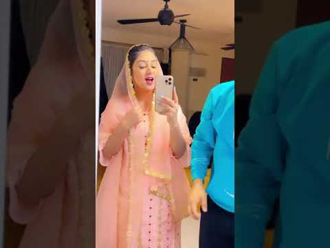 Avirims Famous Tiktoker ❤️ | Avirims with Husband Most Popular InstaReels Video of Punjabi song❤️