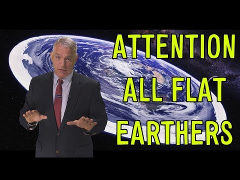 !!ATTENTION ALL FLAT EARTH DEBATERS!! thumbnail