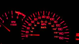 trans am 383 acceleration