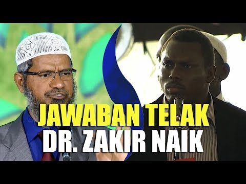 Misionaris Kristen Mengutip Quran, DIBANTAH Dr. Zakir Naik