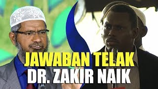 Christian Missionary Quoting the Quran, GREAT RESPONSE By Dr. Zakir Naik