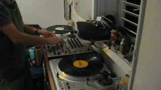 Armin vs M I K E VS Kyau and Albert Intruder Made of Sun Dj Idan Horta Live Vinyl Mashup