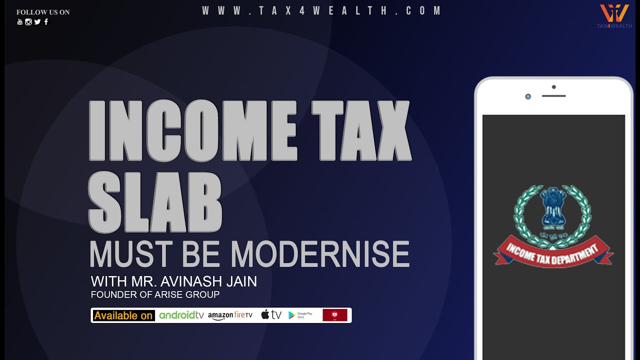 ITR Filing: Income Tax Return Slab Modernisation | Business Favouring Income Tax Return Slab
