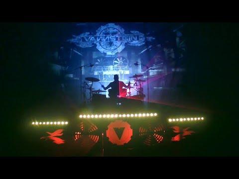 """Rammstein - """"DEUTSCHLAND"""" - Live (drum)cover by Vannstein"""