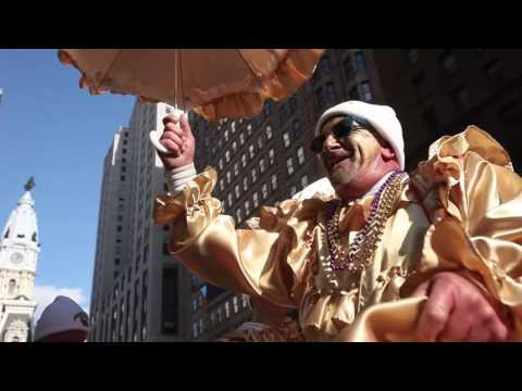 2017 Philly Mummers Parade