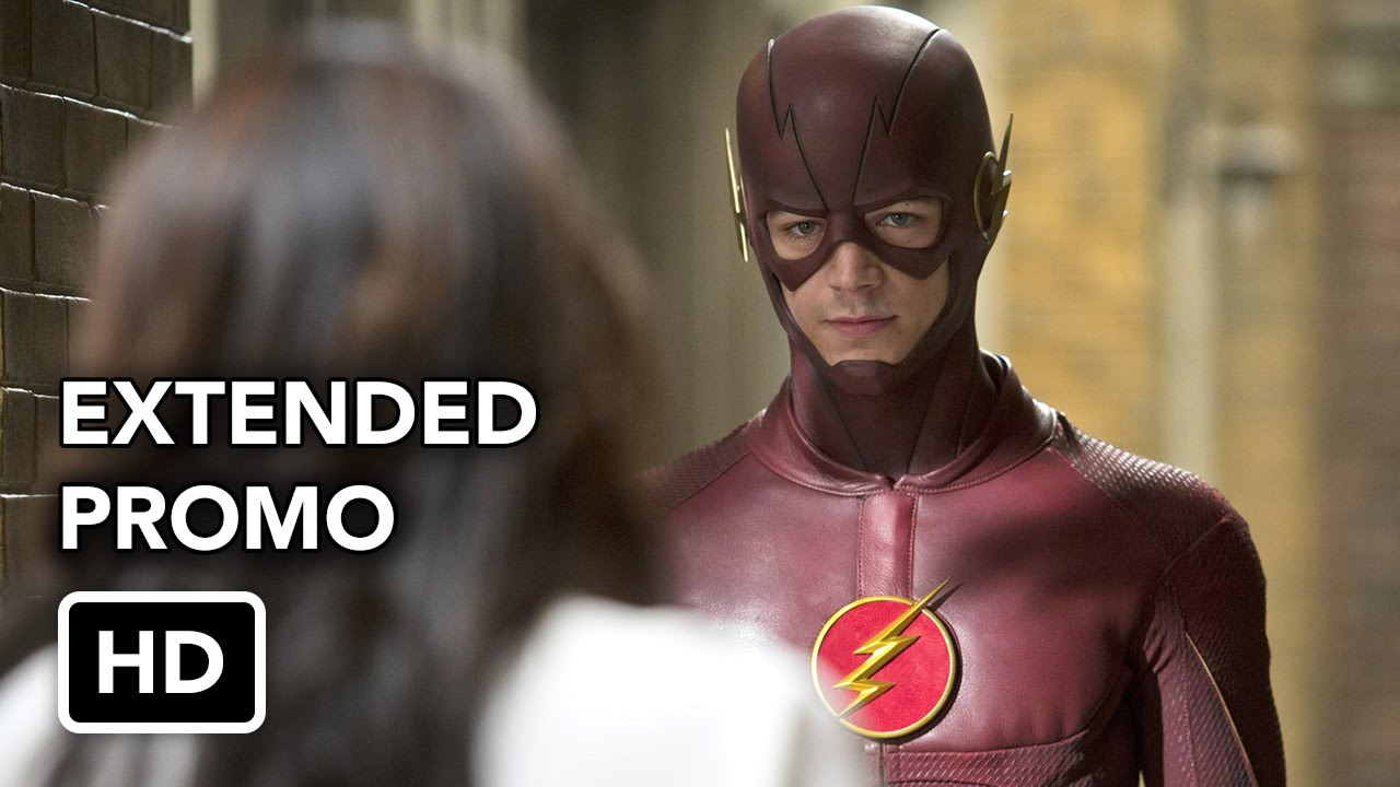 Malese jow the flash