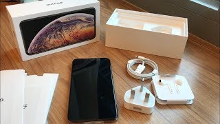 UNBOXING NEW IPHONE SX MAX