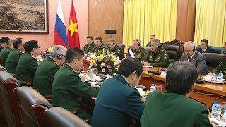 Đẩy mạnh quan hệ Quốc phòng Việt Nam - Liên Bang Nga