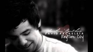 Ringtone City: David Archuleta - Something bout