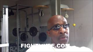 BARRY HUNTER TALKS LAMONT PETERSON RETURN, RUMORED COTTO FIGHT, AND MORE